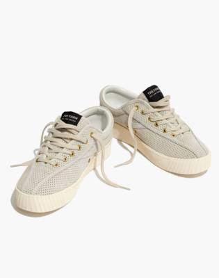 Madewell Tretorn Nylite Bold III Perforated Platform Sneakers