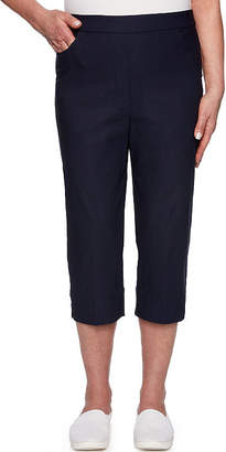 Alfred Dunner In The Navy Capris