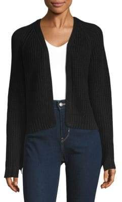 John & Jenn Raglan Cotton Cardigan