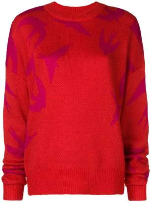 McQ relaxed jumper