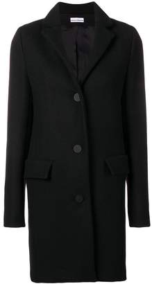 Paco Rabanne single breasted coat