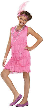 BuySeasons Flapper Big Girls Costume