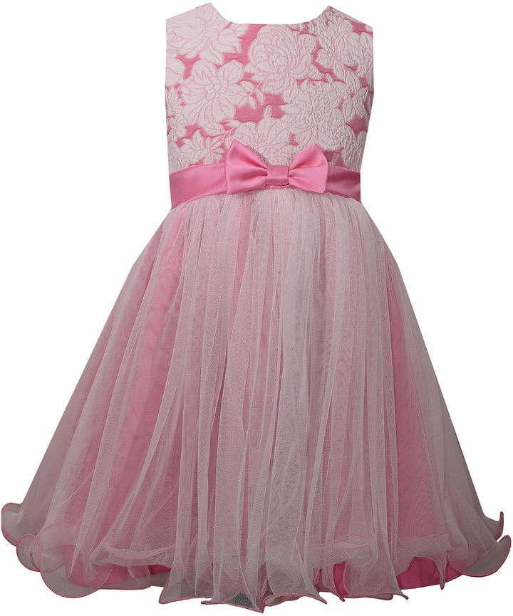 Bonnie Jean Bonnie Jean Sleeveless Party Dress - Preschool