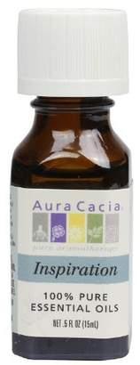 Aura Cacia Essential Oil Blend, Inspiration, 0.5 fluid ounce by