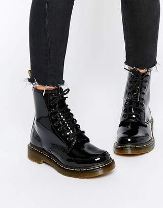 Dr. Martens Modern Classics 1460 Patent 8-Eye Boots