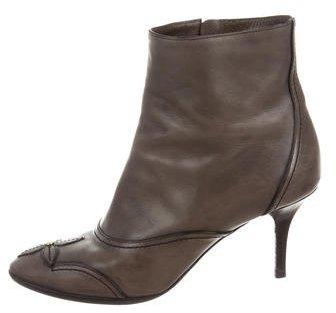 Louis Vuitton Fleur Ankle Boots
