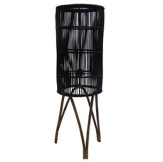 Searles Avita Floor Lamp Black