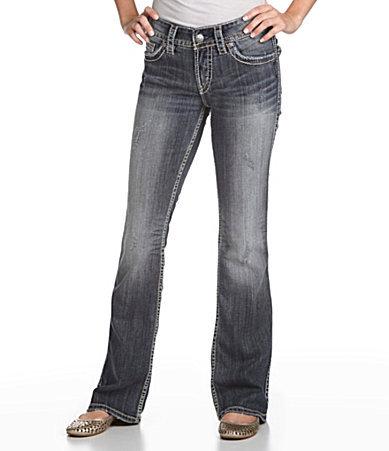 """Silver Jeans Co. """"Suki"""" Surplus Jeans"""