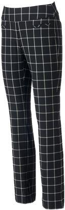 Women's Apt. 9® Millennium Modern Fit Bootcut Pants $48 thestylecure.com