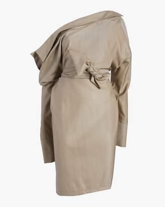 Aaizél Sash Shirt Dress