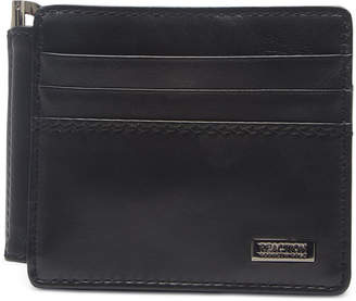 Kenneth Cole Reaction Men's Front-Pocket Leather Wallet