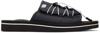 Suicoke Navy Olas-An Sandals
