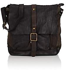 Campomaggi Men's Messenger Bag-Black