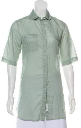 Rag & Bone Collared Button Up Shirt