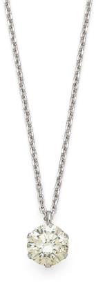 Oriental Diamond プラチナイエローダイヤモンド ネックレス プラチナ