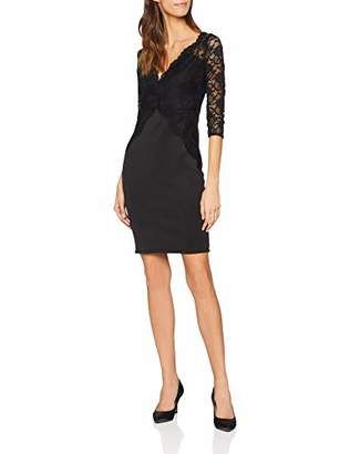 Dorothy Perkins Women's Lace Top Bodycon Party Dress,(Manufacturer Size:)