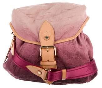 Louis Vuitton Denim Sunshine Bag