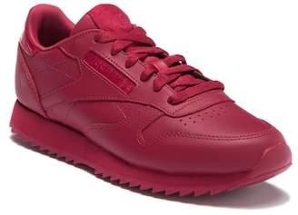 Reebok Classic Leather Ripple Sneaker