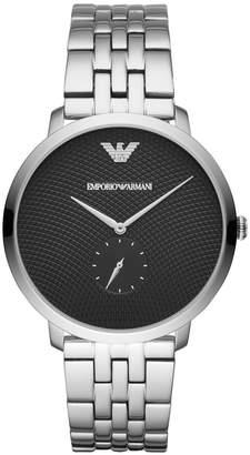 Emporio Armani Men's Stainless Steel Bracelet Watch 42mm