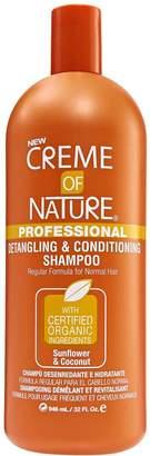 Crème of Nature Professional Detangling & Conditioning Shampoo