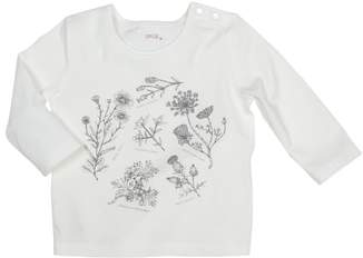 Robeez R) Floral Graphic Tee