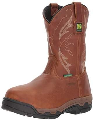 John Deere Men's JD4974 Mid Calf Boot