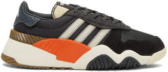 adidas by Alexander Wang Black AW Turnout Trainer Sneakers