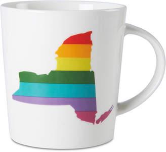 Pfaltzgraff Ny Rainbow Mug, Created for Macy's