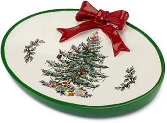 Avanti CLOSEOUT! Spode Christmas Tree Soap Dish