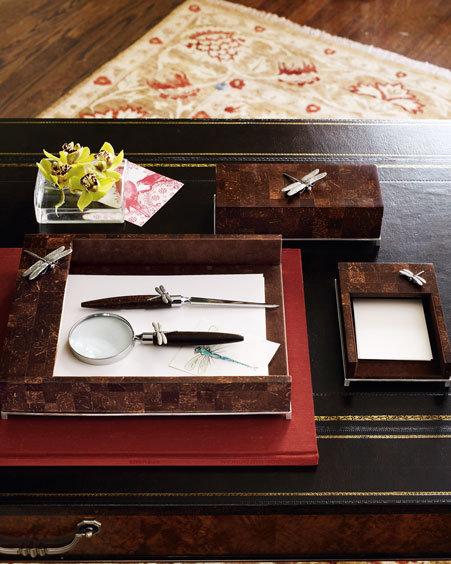 Coconut Desk Accessories