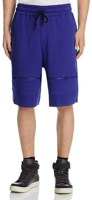 Y-3 Transform Drawstring Shorts $250 thestylecure.com