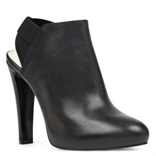 Women's Nine West Burke Heel Strap Bootie $109.95 thestylecure.com