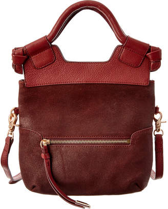 Foley + Corinna Leather Disco City Crossbody Bag