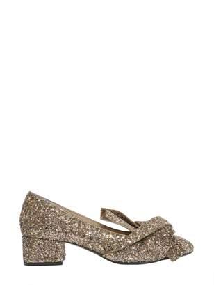 N°21 Glitter Loafers