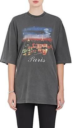 Balenciaga Women's Cityscape-Print Cotton T-Shirt