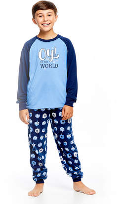 HOLIDAY #FAMJAMS Holiday Famjams Hanukkah 2 Piece Pajama Set - Boy's