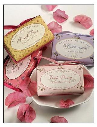 Gianna Rose Atelier - floral soaps by gianna rose atelier