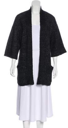 Isabel Marant Open Front Knit Cardigan