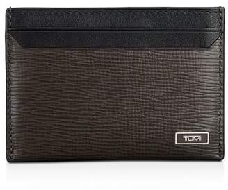 Tumi Monaco Leather Slim Card Case