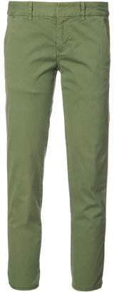 Nili Lotan cropped chino trousers