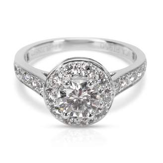 Van Cleef & Arpels Platinum ring