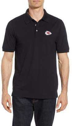 Cutter & Buck Kansas City Chiefs - Advantage Regular Fit DryTec Polo