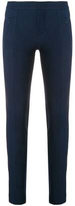 Steffen Schraut mid rise skinny trousers