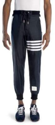 Thom Browne Four Stripe Track Pants