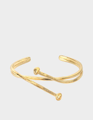 Aurelie Bidermann Ariane bracelet