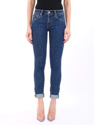 Burberry Skinny Jeans Blue