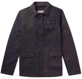 Lanvin Patchwork Cotton Jacket