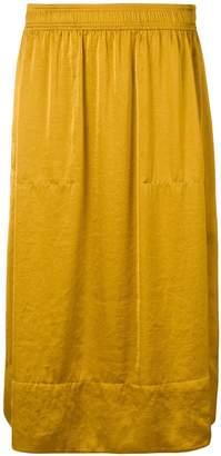 Theory elasticated waistband skirt