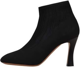 Celine 9cm Knit Glove Bootie