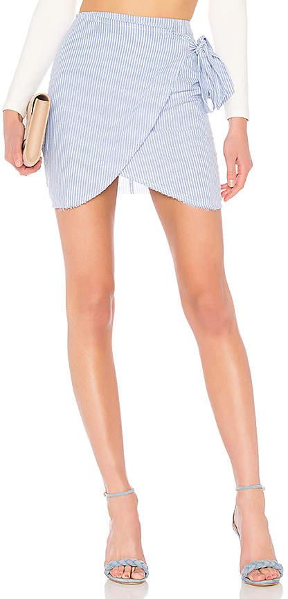 Wendy Wrap Skirt